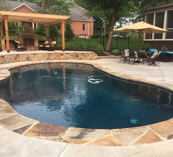 Testimonial Pool Company