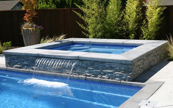 Fiberglass Hot Tub Spas