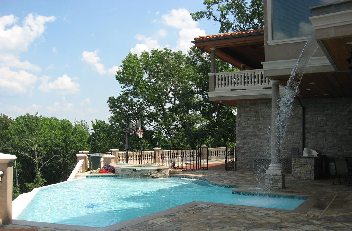 Pool Building Company