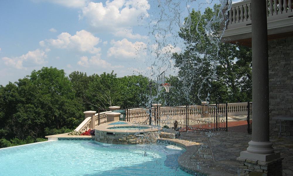 Tennessee's Premier Pool Builder
