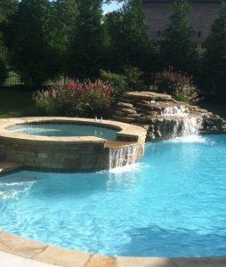 Custom Pool Builder Cool Springs